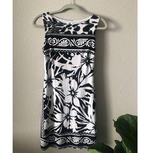 Cache pattern dress